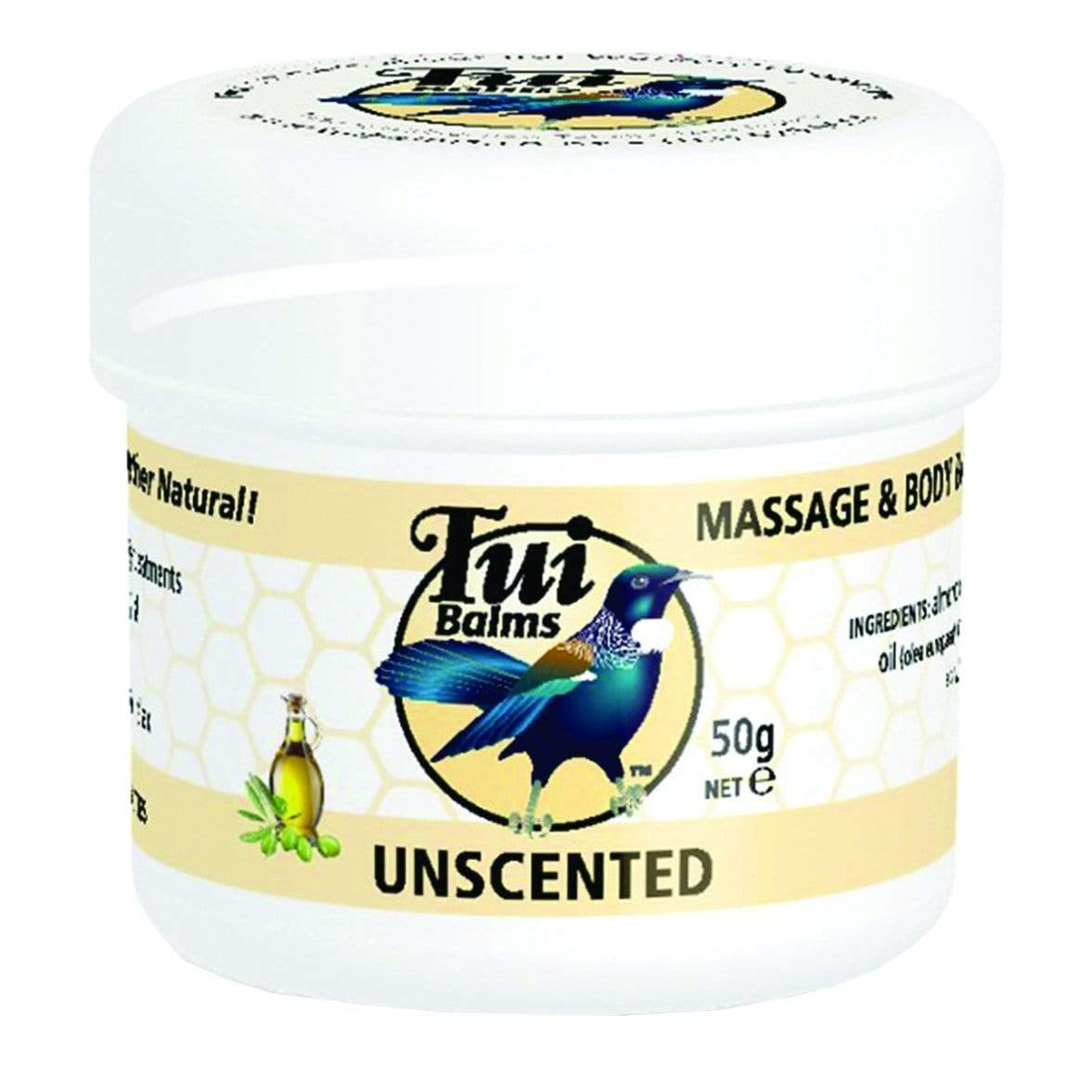 TUI UNSCENTED MASSAGE & BODY BALM
