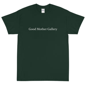 **GM CK Logo Short Sleeve T-Shirt