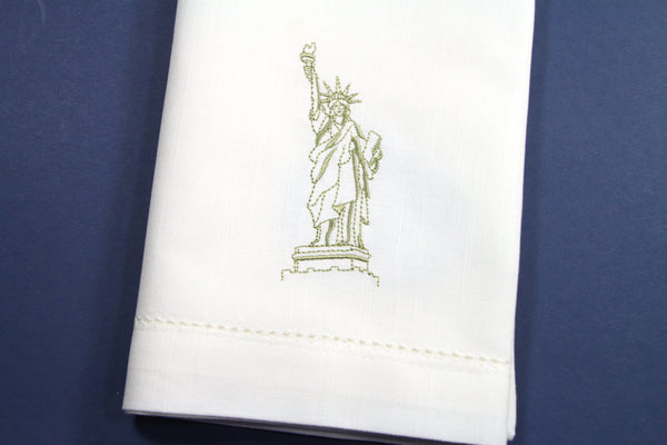 4th of july cloth napkins