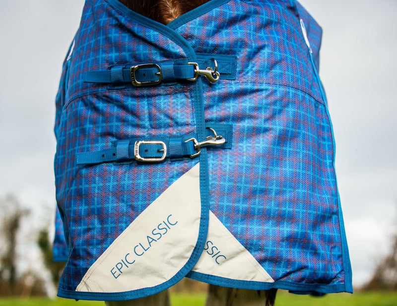Epic® Classic 200g Turnout Rug - Broad Fit