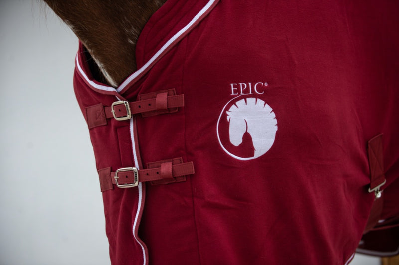 Epic® Classic Deluxe Fleece Cooler - Broad Fit