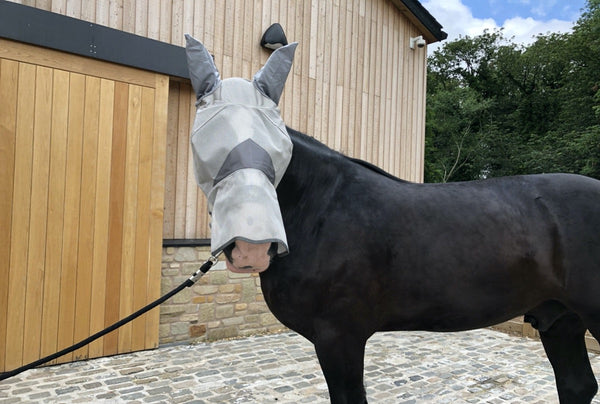 Epic® Classic PVC Fly Mask