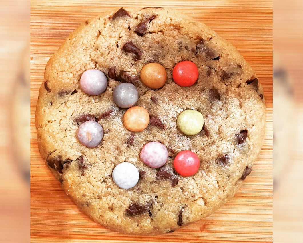 Cookie - chocolat, smarties