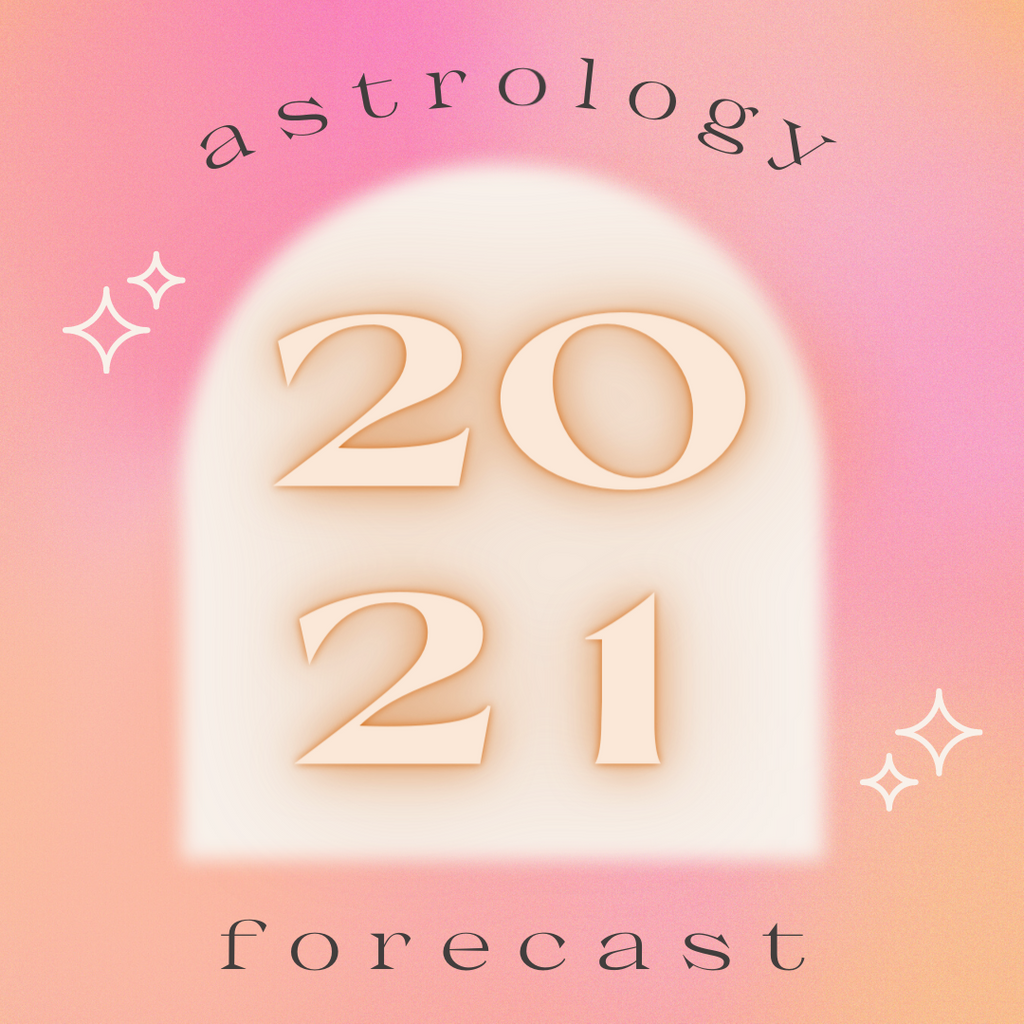 The Astrology of 2021