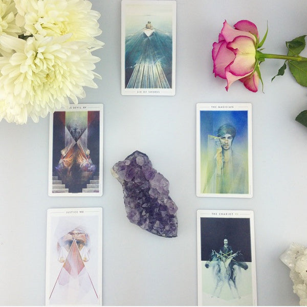 New Moon in Aries + Tarot Spread!
