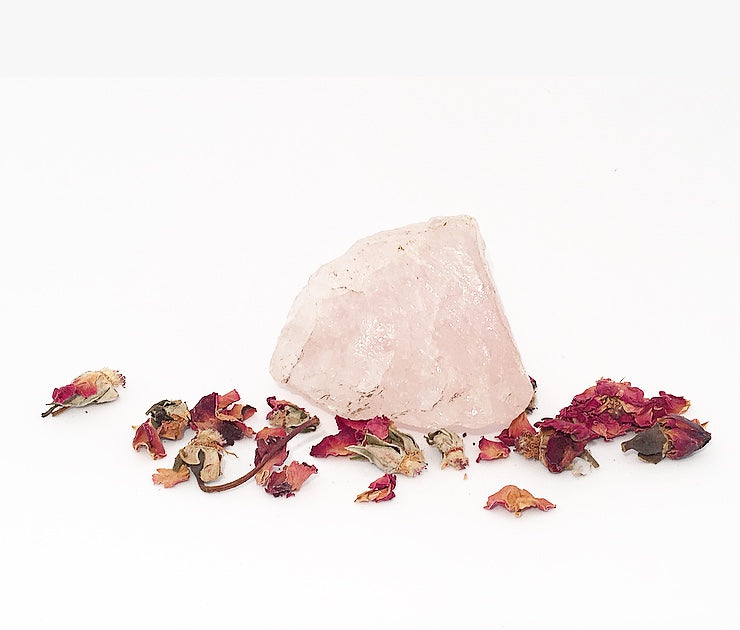 Rose Quartz Heart Opening Crystal Ritual