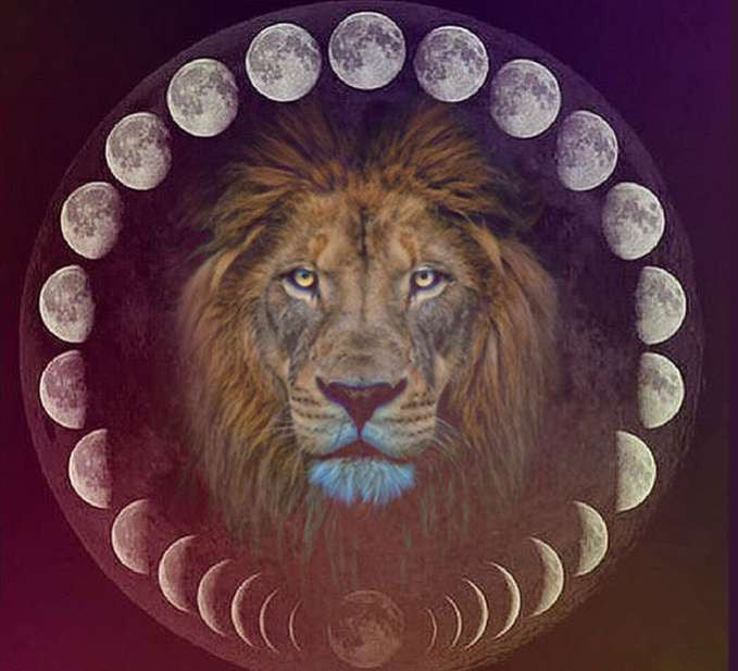 NEW MOON - IN LEO