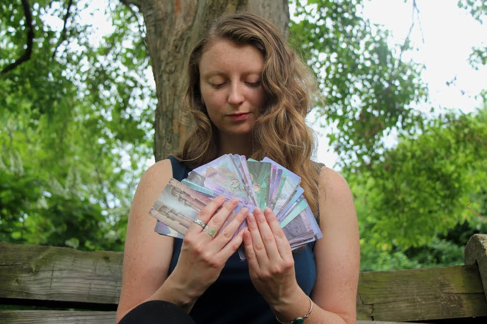 Interview with Eryn Johnson, The Healer behind the upcoming Queen of Wands Tarot Yoga Workshop!
