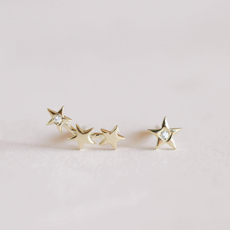 STAR CONSTELLATIONS STUDS