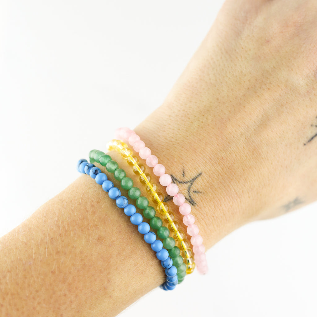 CRYSTAL ENERGY BRACELETS