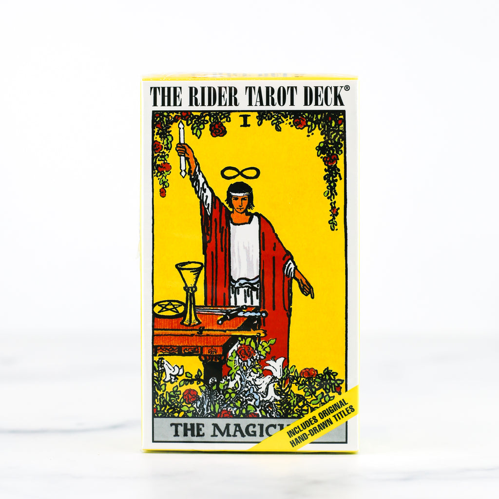 TRADITIONAL RIDER - WAITE TAROT DECK
