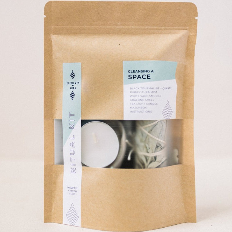 SPACE CLEANSING RITUAL KIT