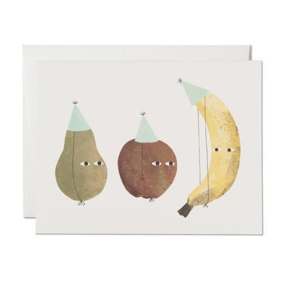 FRUIT PARTY BIRTHDAY CARD