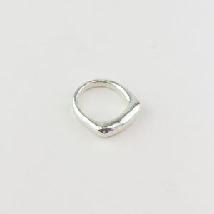 SQUARE INGOT RING