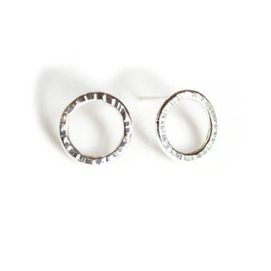 Eternity Stud Earrings