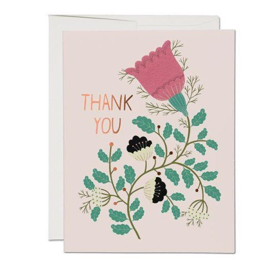 TULIP THANK YOU | GREETING CARD