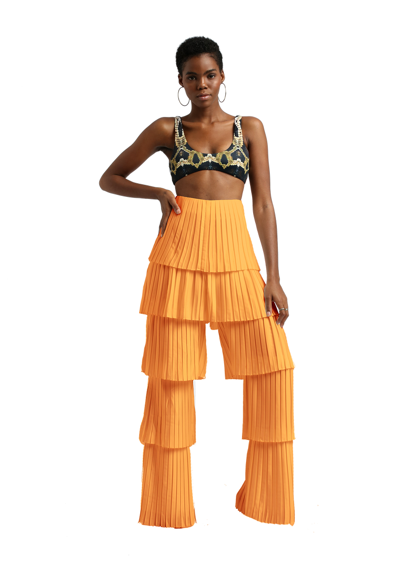 TAMI Pleated Pants
