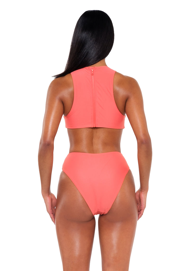 ENZO WATERMELON One Piece Swimsuit