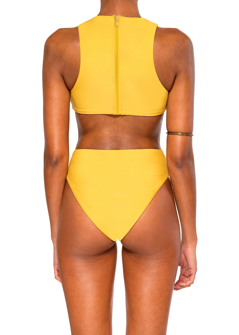 ENZO One Piece Swimsuit