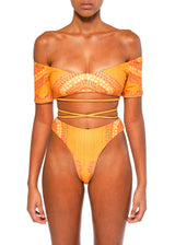 INDIA High Waist Bikini