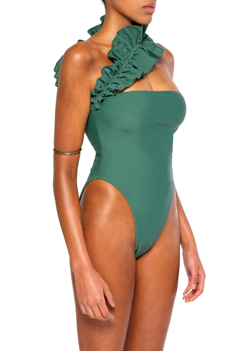 SANTO One Piece Swimsuit