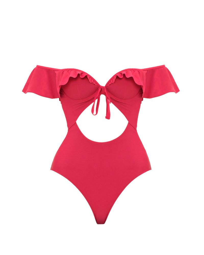 KINAYA One Piece Swimsuit