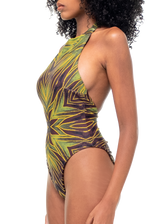 LYNX One Piece Swimsuit
