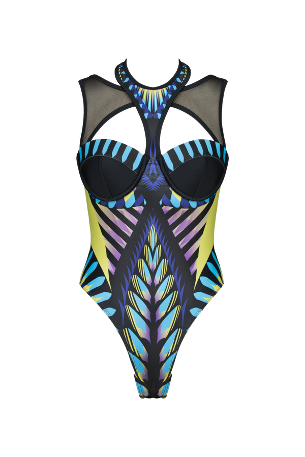 Marrak One-piece swimsuit