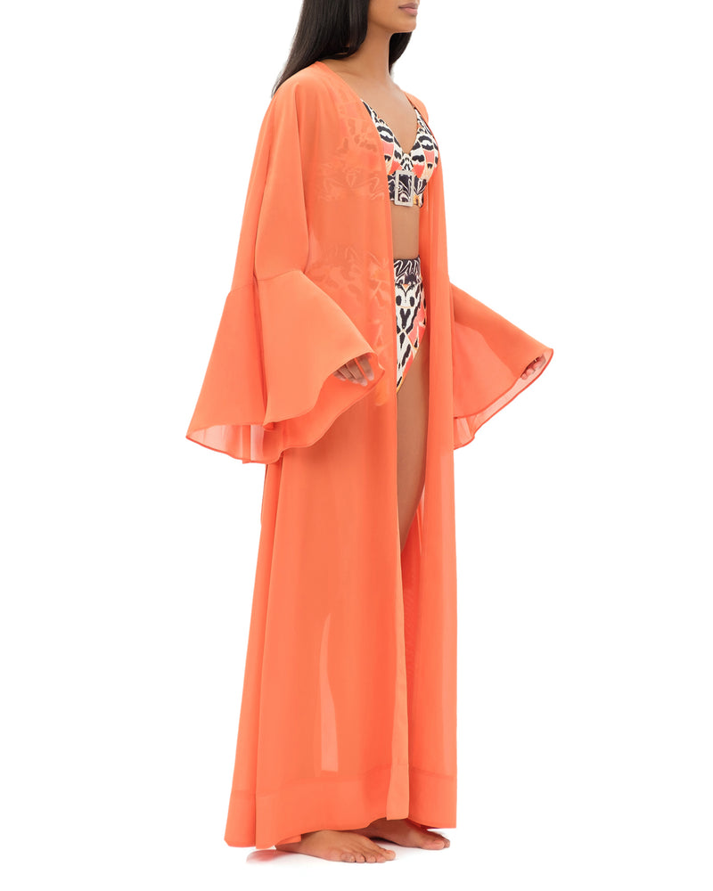 NAYA Orange Robe