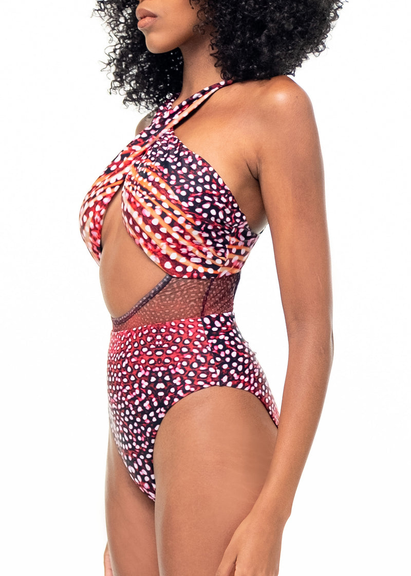 SETTA One Piece Swimsuit