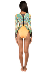KHAI One-Piece Swimsuit