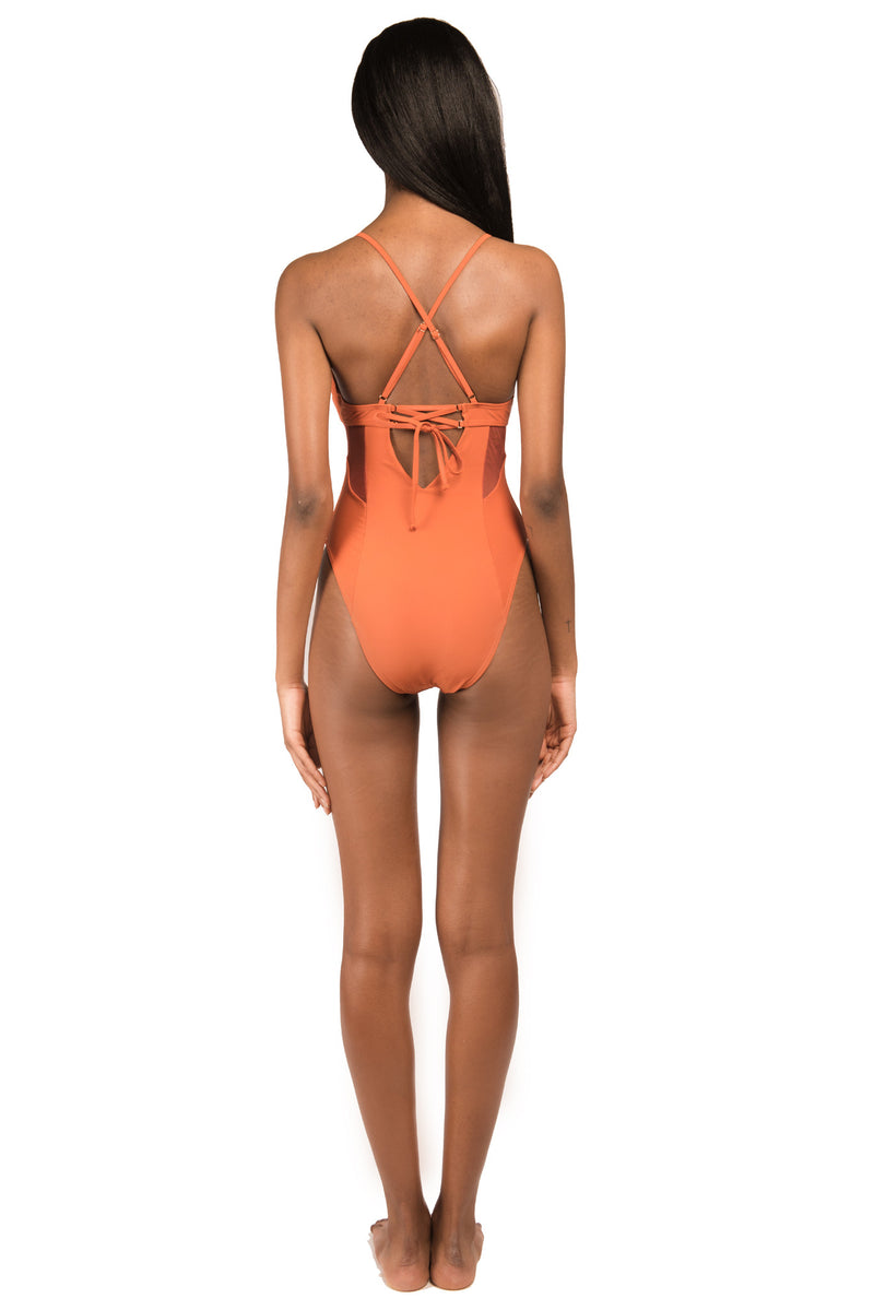 TORI One-Piece Swimsuit