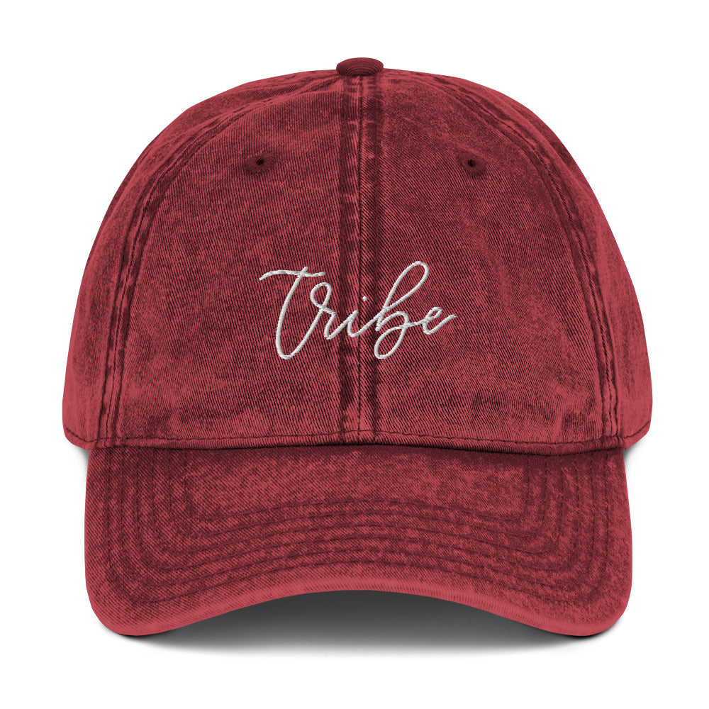 Distressed Bride Tribe Baseball Hat