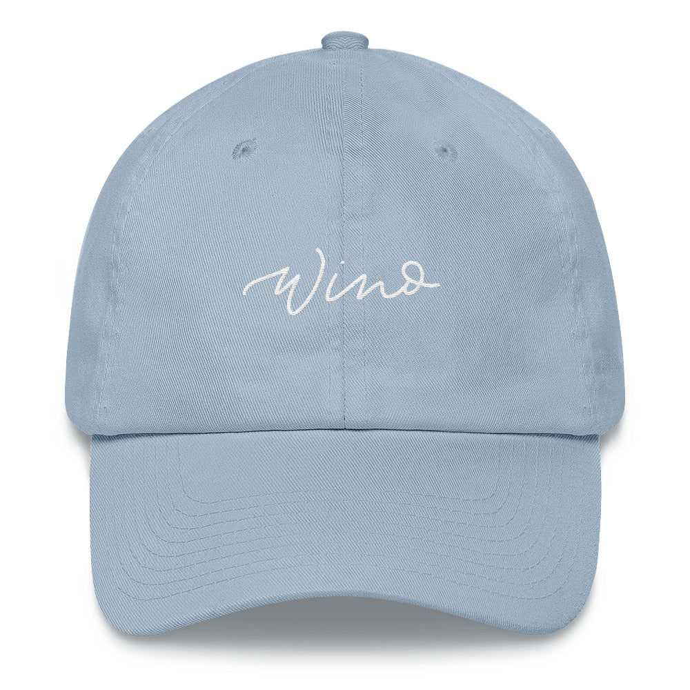 Wino Baseball Hat