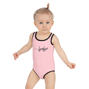 Open image in slideshow, Little Babe Kids Swimsuit