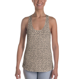 Open image in slideshow, Spotted Women's Racerback Tank