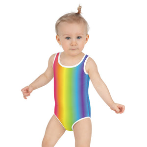 Rainbow Kids Swimsuit