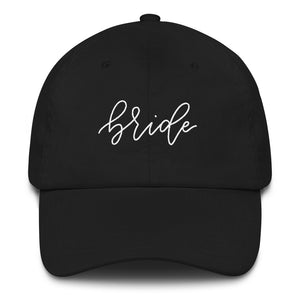 Open image in slideshow, Embroidered Bride Baseball Hat
