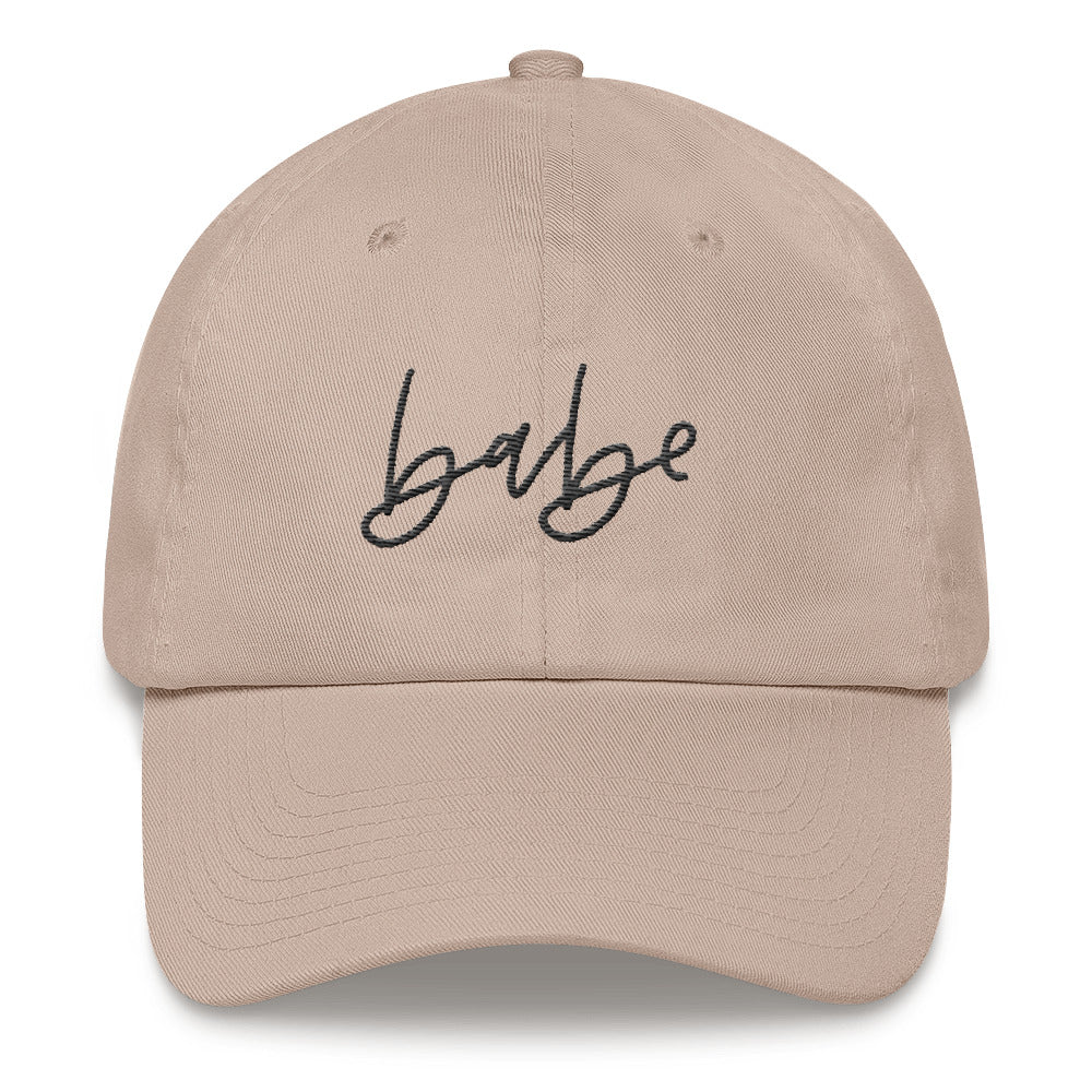 Babe Baseball Hat