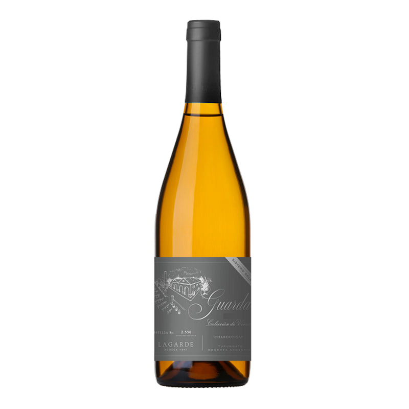 Vino blanco - Guarda Sister's Selection - Chardonnay -  Bodega Lagarde