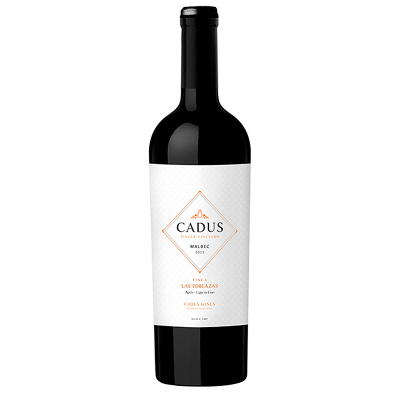 Vino tinto - Single Vineyard - Finca las Torcazas - Malbec - Cadus