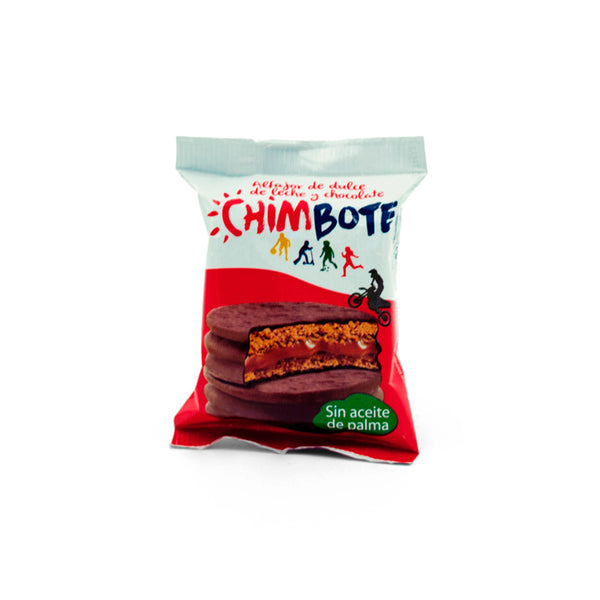 Alfajor - Chocolate y Dulce de Leche - Chimbote