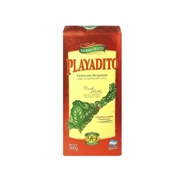 Yerba Mate - Despalada - 500g - Playadito - 1