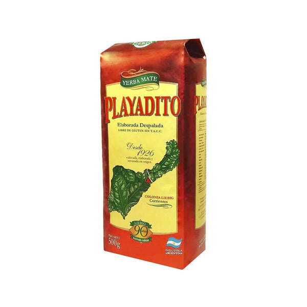Yerba Mate - Despalada - 500g - Playadito - 2
