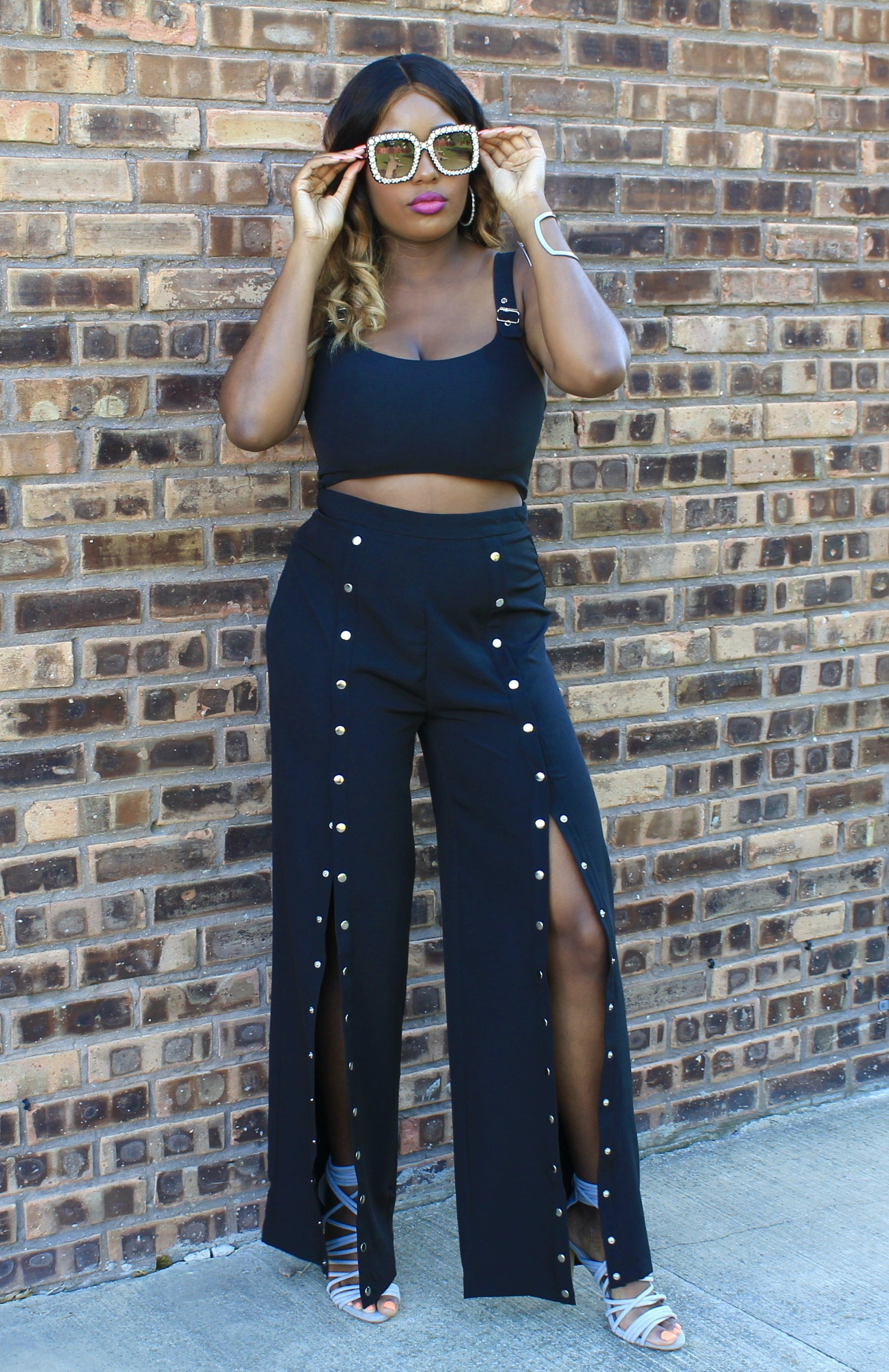 A Night on The Town Jumpsuit