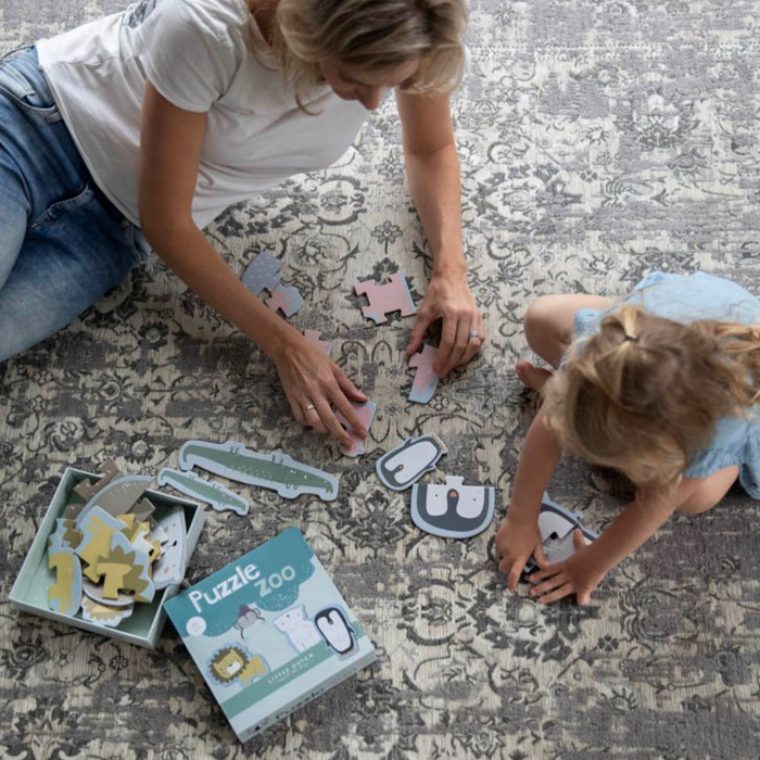 Puzzle Animaux par Little Dutch - Little Dutch | Jourès