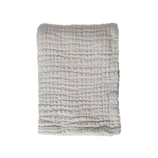 Couverture Mousseline Gentle Grey par Mies&Co - Mies&Co | Jourès