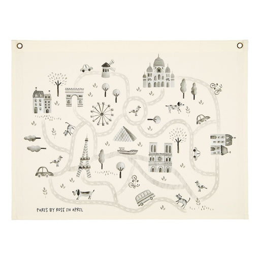 Carte Monuments de Paris par Rose In April - Astro Jourès : Sagittaire | Jourès