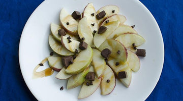 Apple Nachos #MAXMUNCHIES