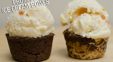 Promax Ice Cream Bowls #MAXMUNCHIES